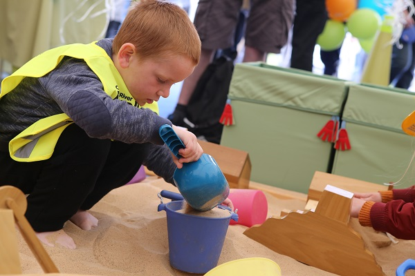 Activities for Children at Crick Boat Show